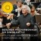 Berliner Philharmoniker Mozart: Symphonies Nos. 39, 40 & 41