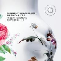 Berliner Philharmoniker Sir Simon Rattle: Robert Schumann: Symphonien 1-4