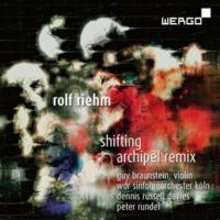 WDR Sinfonieorchester Köln Riehm: Shifting / Archipel Remix