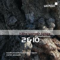 Rundfunk-Sinfonieorchester Berlin Henze: Symphonies 2 & 10