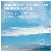 Berliner Philharmoniker Jean Sibelius: Symphonies Nos. 1 & 2