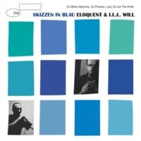 Eloquent&I.L.L. Will Skizzen in blau