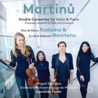 児玉麻里(ピアノ)、児玉桃(ピアノ)、ほか 2つのヴァイオリンのための協奏曲H.329  第2楽章:Moderato - Allegro con brio - Vivo (Presto)