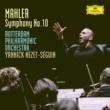 ロッテルダム・フィルハーモニー管弦楽団/ヤニック・ネゼ=セガン Mahler: Symphony No.10 In F Sharp (Unfinished) - Ed. Deryck Cooke