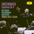 ロッテルダム・フィルハーモニー管弦楽団/ヤニック・ネゼ=セガン Shostakovich: Symphony No.4 in C Minor, Op.43