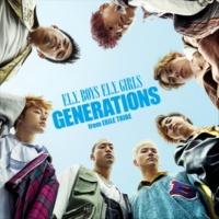 GENERATIONS from EXILE TRIBE F.L.Y. BOYS F.L.Y. GIRLS(English Ver.)