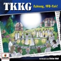 TKKG 206 - Achtung, UFO-Kult! (Teil 30)