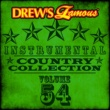 The Hit Crew Drew's Famous Instrumental Country Collection [Vol. 54]