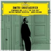 ボストン交響楽団/アンドリス・ネルソンス 交響曲 第4番 ハ短調 作品43: 第5楽章: Allegro [Live]