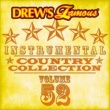 The Hit Crew Drew's Famous Instrumental Country Collection [Vol. 52]