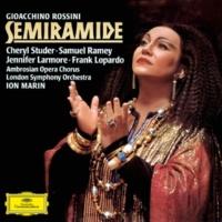 チェリル・ステューダー/ジェニファー・ラーモア/ロンドン交響楽団/イオン・マリン Rossini: Semiramide / Act 2 - Giorno d'orrore