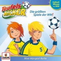 Teufelskicker Die größten Spiele der WM! (Teil 1)