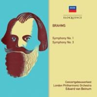 ロンドン・フィルハーモニー管弦楽団/エドゥアルト・ファン・ベイヌム Brahms: Symphony No. 3 in F, Op. 90 - 1. Allegro con brio - Un poco sostenuto - Tempo I