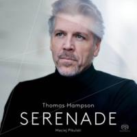 トーマス・ハンプソン(バリトン)、マチェイ・ピクルスキ(ピアノ) セレナーデ