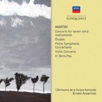 スイス・ロマンド管弦楽団/エルネスト・アンセルメ Martin: Concerto for 7 Wind Instruments, Percussion & Strings - 1. Allegro