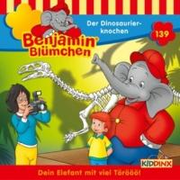 Benjamin Blümchen Kapitel 03: Der Dinosaurierknochen (Folge 139)