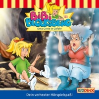 Bibi Blocksberg Kapitel 25: Oma Grete in Gefahr (Folge 123)