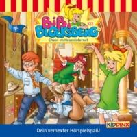 Bibi Blocksberg Kapitel 08: Chaos im Hexeninternat (Folge 122)