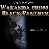 NIYARI計画 ブラックパンサー Wakanda from black panther ORIGINAL COVER
