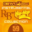 The Hit Crew Drew's Famous Instrumental R&B And Hip-Hop Collection [Vol. 59]