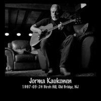 Jorma Kaukonen I'll Be All Right Someday