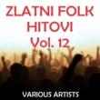 Various Artists Zlatni Folk Hitovi, Vol. 12