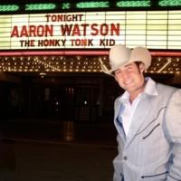 Aaron Watson The Honky Tonk Kid