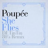 Poupée She Flies (Dj Tintin 80's Remix)