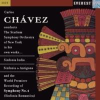 "Stadium Symphony Orchestra of New York & Carlos Chávez Symphony No. 4, ""Sinfonia Romantica"": I. Allegro"