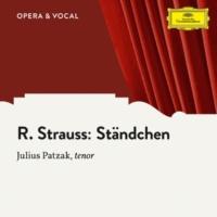 ユリウス・パツァーク/Orchestra R. Strauss: Ständchen, Op.17, No.2