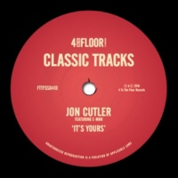 Jon Cutler It's Yours (feat. E-Man) [Joey Negro Remix]