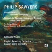 Alexander Sitkovetsky,Simon Desbruslais&Kenneth Woods Philip Sawyers: Concertos
