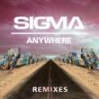 シグマ Anywhere [Remixes]