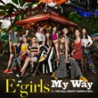 E-girls Let's Feel High feat. MIGHTY CROWN & PKCZ(R)