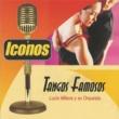 Lucio Milena y su orquesta Tangos Fomosos, Iconos