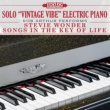 "Solo Sounds/Rob Arthur Solo ""Vintage Vibe"" Electric Piano: Rob Arthur Performs Stevie Wonder Songs in the Key of Life"