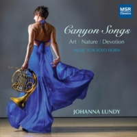 Johanna Lundy Canyon Songs for Horn and Strings