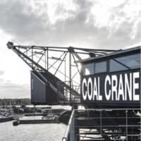 Coal Crane Dust In
