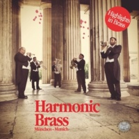 Harmonic Brass Organ Concerto in B-Flat Major, HWV 294: II. Larghetto
