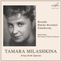 """Tamara Milashkina The Legend of the Invisible City of Kitezh and the Maiden Fevroniya: Fevroniya's Aria """"Akh ty les, moy les, pustynya prekrasnaya"""""""