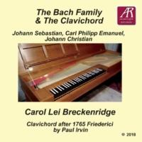 Carol Lei Breckenridge The Bach Family and the Clavichord