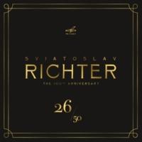 Sviatoslav Richter&David Oistrakh Violin Sonata No. 1 in F Minor, Op. 80: I. Andante assai