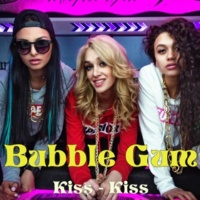 Bubble Gum Kiss - Kiss