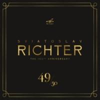 Sviatoslav Richter 7 Fantasien, Op. 116: No. 6, Intermezzo in E Major