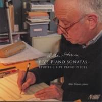 Allen Shawn Piano Sonata No. 1: IV. Quarter Note = 126 - slightly slower - Quarter Note = 126 - Maestoso