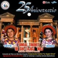 Marimba Orquesta Corporación Festiva Norma Griselda Pacaja Lopez