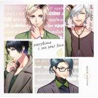 apple-polisher apple-polisher ミニアルバム『everytime i see your face』