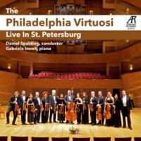"""Philadelphia Virtuosi Chamber Orchestra String Quartet in F Major, Op. 96 """"American"""""""": I. Allegro ma non troppo"""