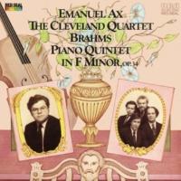 Emanuel Ax Piano Quintet in F Minor, Op. 34: III. Scherzo: Allegro