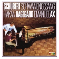 Emanuel Ax Schubert: Schwanengesang, D. 957